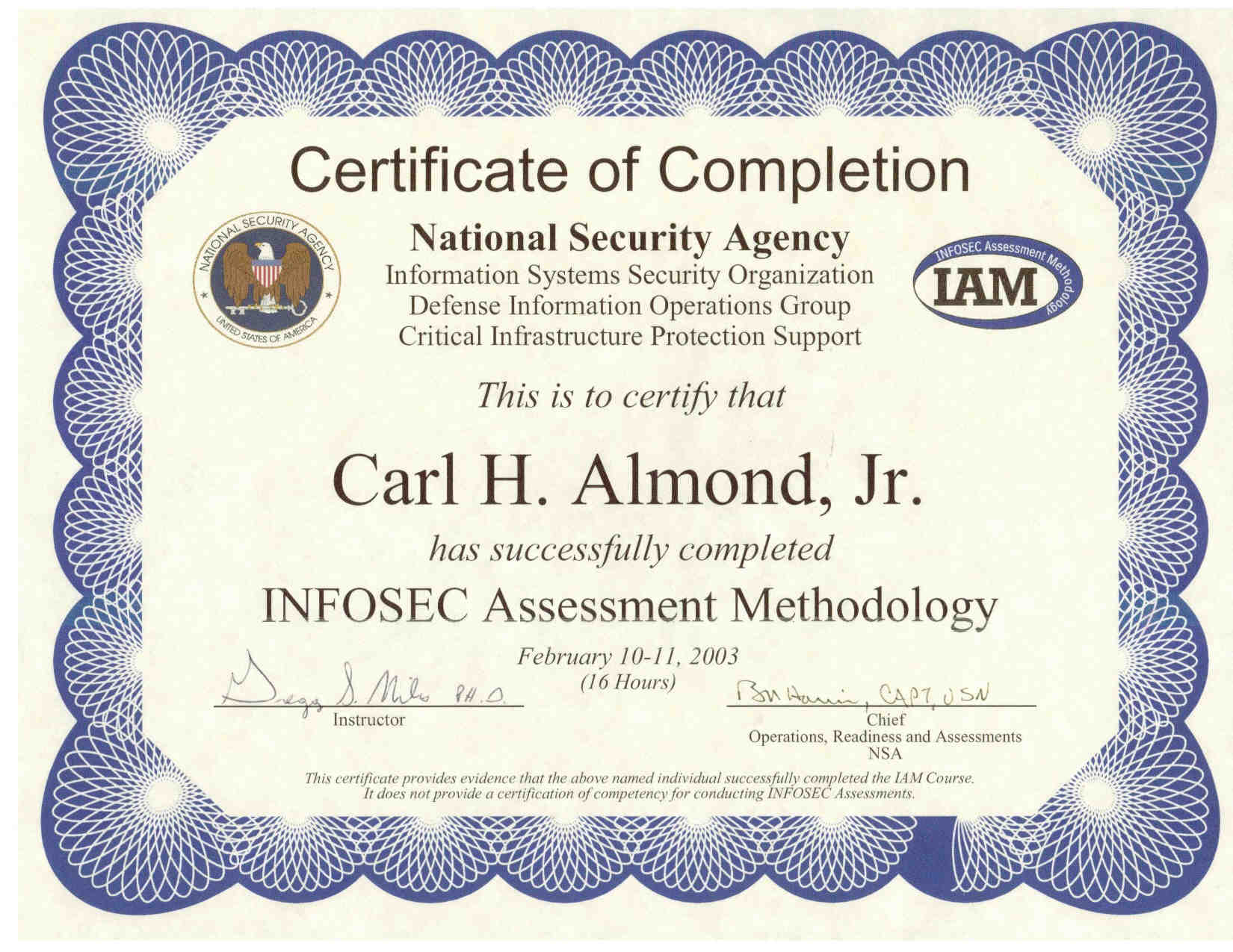 Resume of carl h almond jr mcpi mcp cna ccnp ccna ccdp ccda ccsa security network and i net xflitez Image collections